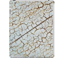 Rusty metal surface to use as a background iPad Case/Skin