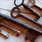 18/365  keys by LouJay