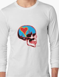 Skull_15 is part of a series on Love Never Dies... Long Sleeve T-Shirt