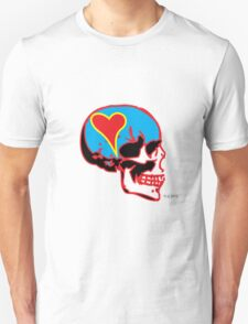 Skull_15 is part of a series on Love Never Dies... T-Shirt