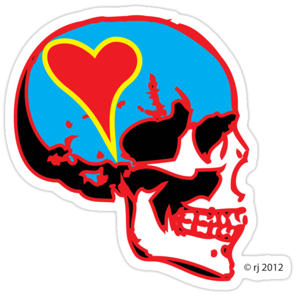 Skull_15 is part of a series on Love Never Dies... by RubberJohnny