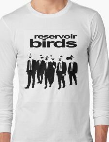 Reservoir Birds Long Sleeve T-Shirt