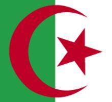 Algérie Sticker