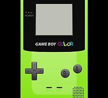Gameboy Color by Bekks21