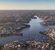 Sailors Bay, North Sydney by Daniel Rankmore