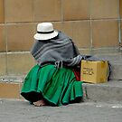 Covered In Poverty by Al Bourassa