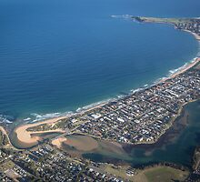 Collaroy Beach by Daniel Rankmore