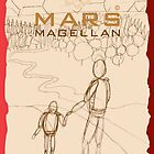 'The Discovery of Mars Magellan' Cards by springwoodbooks