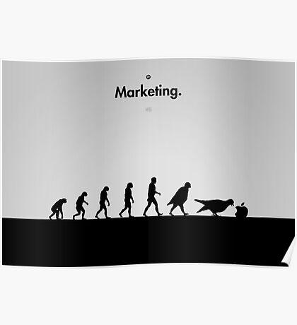 99 Steps of Progress - Marketing Poster