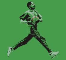Obama Slam Dunk 2012 - Green Print by portispolitics