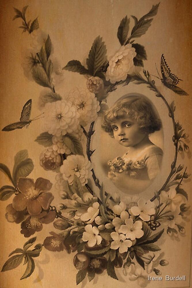 Vintage Childhood. by Irene  Burdell