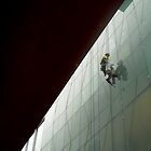The window cleaner by jmnowak
