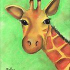 Giraffe by BellaHamblin