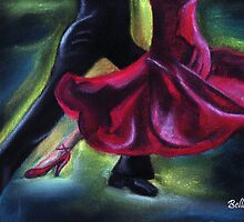 Strictly Dancing by BellaHamblin