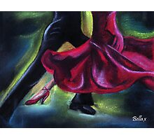 Strictly Dancing Photographic Print