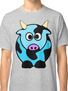 ღ°㋡Cute Baby Blue Cow Clothing & Stickers㋡ღ° Classic T-Shirt