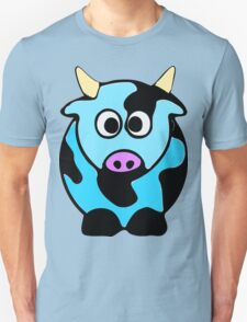 ღ°㋡Cute Baby Blue Cow Clothing & Stickers㋡ღ° T-Shirt