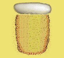 It's Beer! One Piece - Short Sleeve