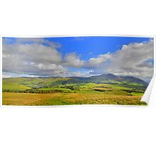 The Lake District: The Uldale Fells & Skiddaw Poster