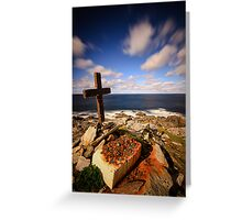 Malin Head - Donegal Ireland Greeting Card