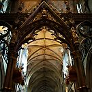 Cathedral IV by hekainu