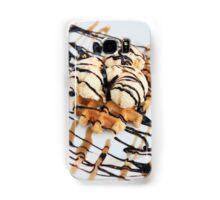 Waffle with ice cream  Samsung Galaxy Case/Skin