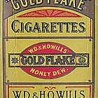 Wils Gold flake tobacco by Happiness         Desiree