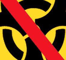 Bio-hazard Outbreak Elimination Sticker