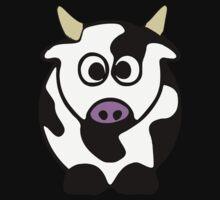 ღ°㋡Cute Brindled Cow Clothing & Stickers㋡ღ° Baby Tee