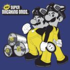 Super Breaking Bros. by moysche
