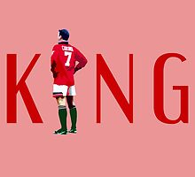 Eric Cantona: The King by tookthat