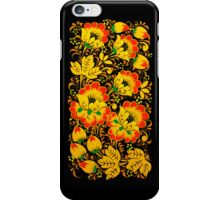 Russian painting  iPhone Case/Skin