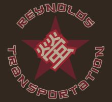 Reynolds Transportation by M Dean Jones