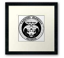 Tainted Hathor Framed Print
