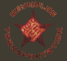 Reynolds Transportation - Grunge by M Dean Jones