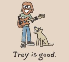 Trey is good. by John Manicke