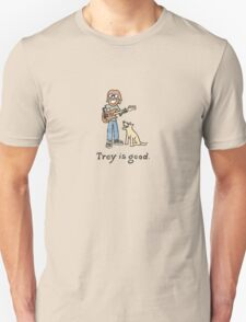 Trey is good. T-Shirt