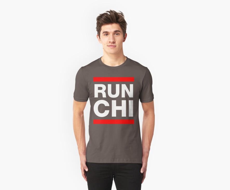 RUN CHI by Greg Dressel