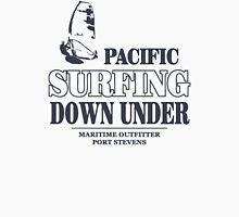 Pacific Surfing - Australia - Down Under Unisex T-Shirt