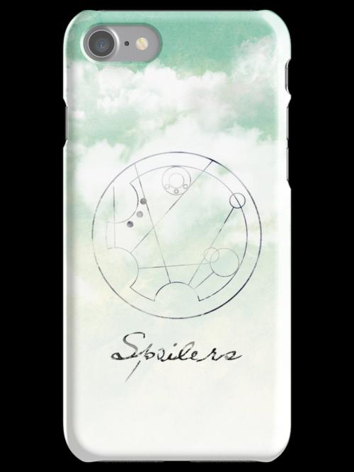 Spoilers by Konoko479
