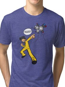 Yeah Bitch!! Magneton!! Tri-blend T-Shirt