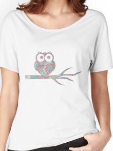Owl pirch Women's Relaxed Fit T-Shirt