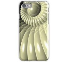 Shell of Repetition iPhone Case/Skin