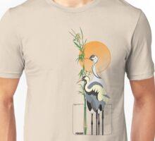 Cranes Tee Unisex T-Shirt