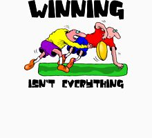 "Funny Rugby ""Winning Isn't Everything"" Unisex T-Shirt"