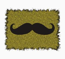 Funny Mustache 2 Kids Clothes