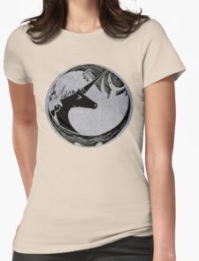 The Last Unicorn 1982 Womens Fitted T-Shirt