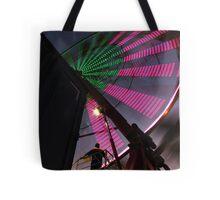 Ferris Wheeling Tote Bag