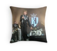The Hives Throw Pillow