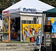 Road Show Tent by Reynaldo